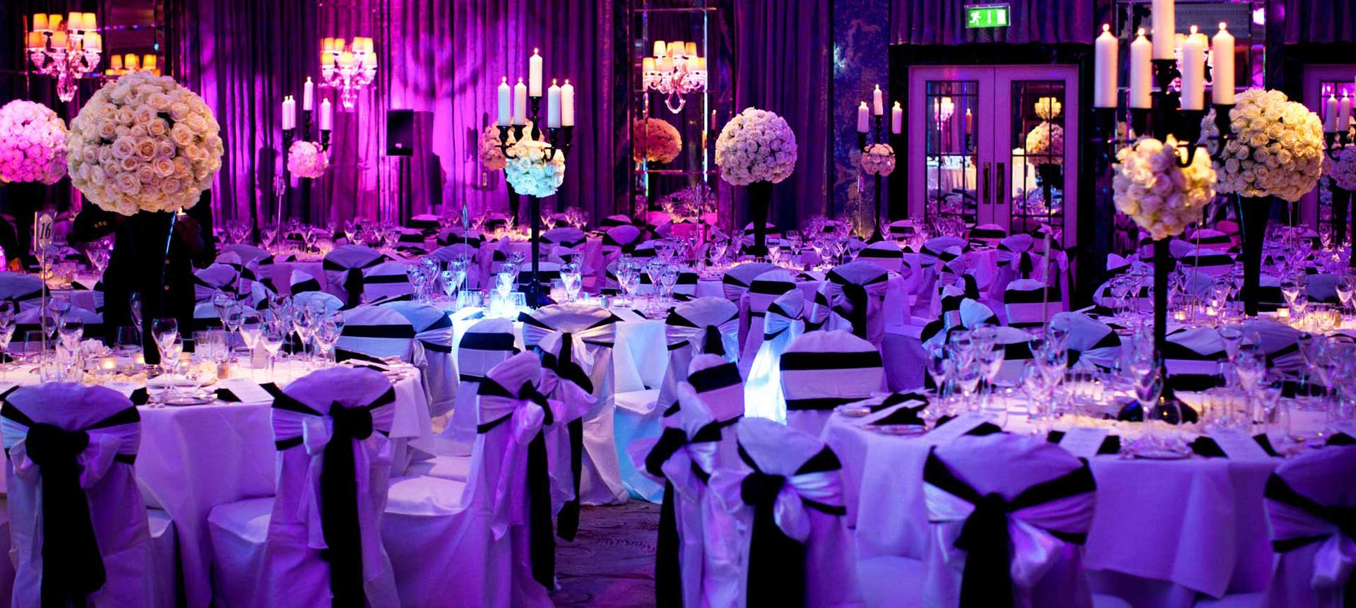We are Event Management Specialists