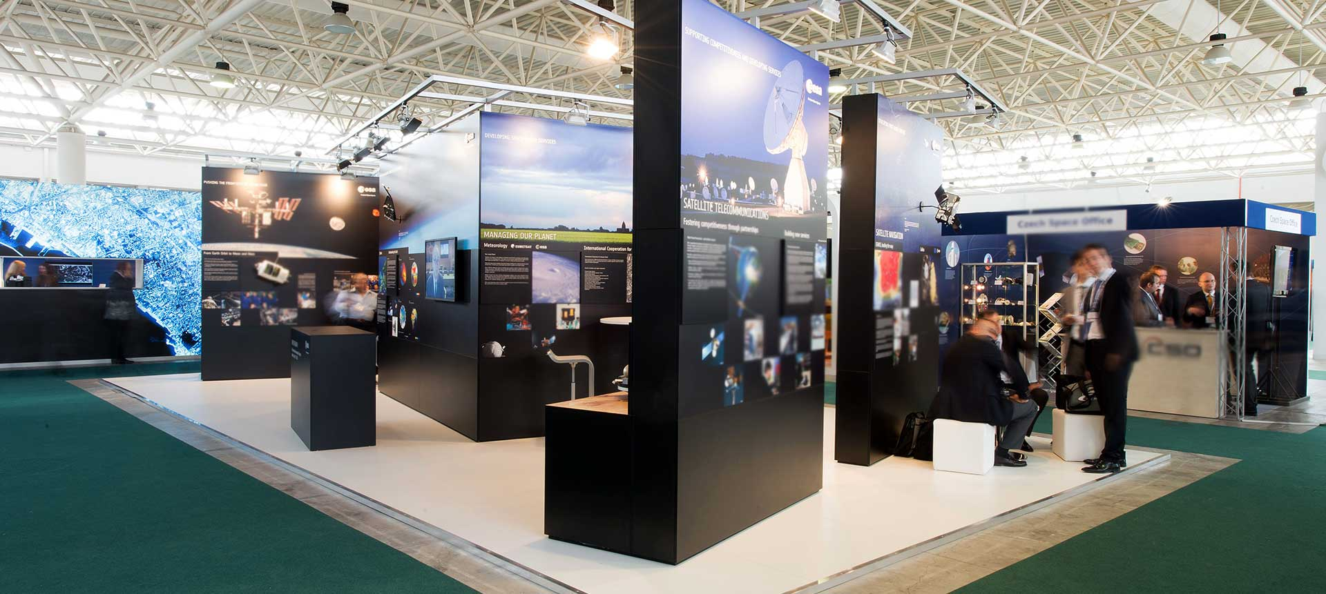 We are Exhibition Management Specialists