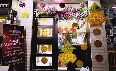 Product Promotions Entrance