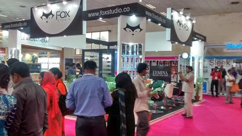 Fox Studio Exhibition